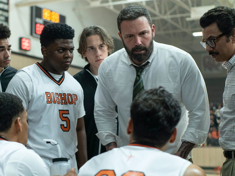 Ben Affleck's New Movie 'The Way Back' Brings A Message Of Redemption, Hope And Faith