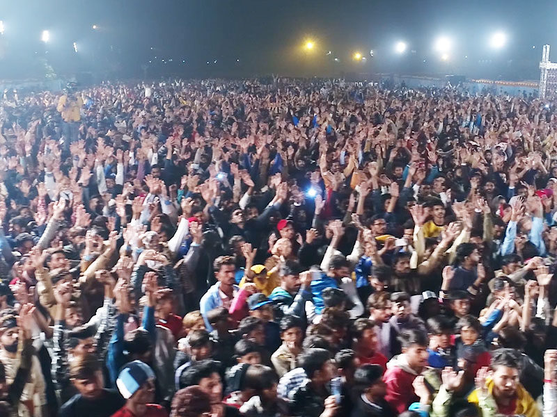 Over 73,000 Accepted Jesus As Lord And Savior In Pakistan