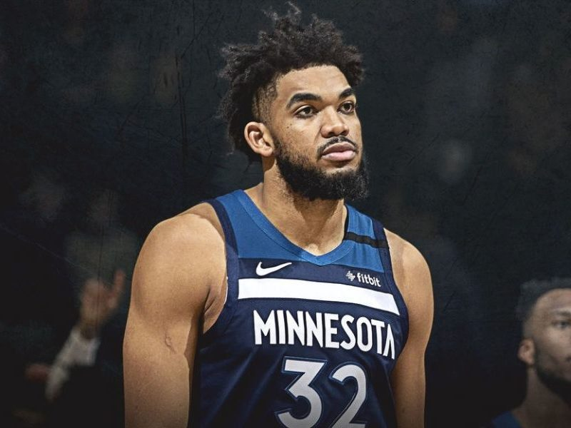 NBA Star Karl-Anthony Towns Offers Prayers As His Mother Fight Against Coronavirus
