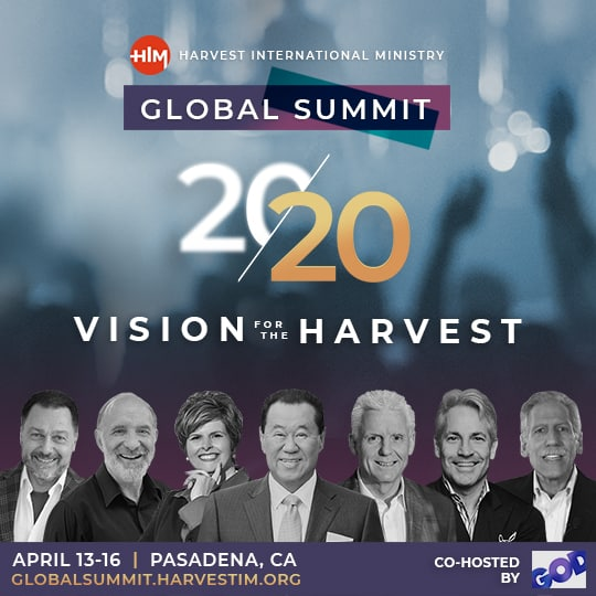 Global Summit 2020: Equipping Believers For Global Transformation