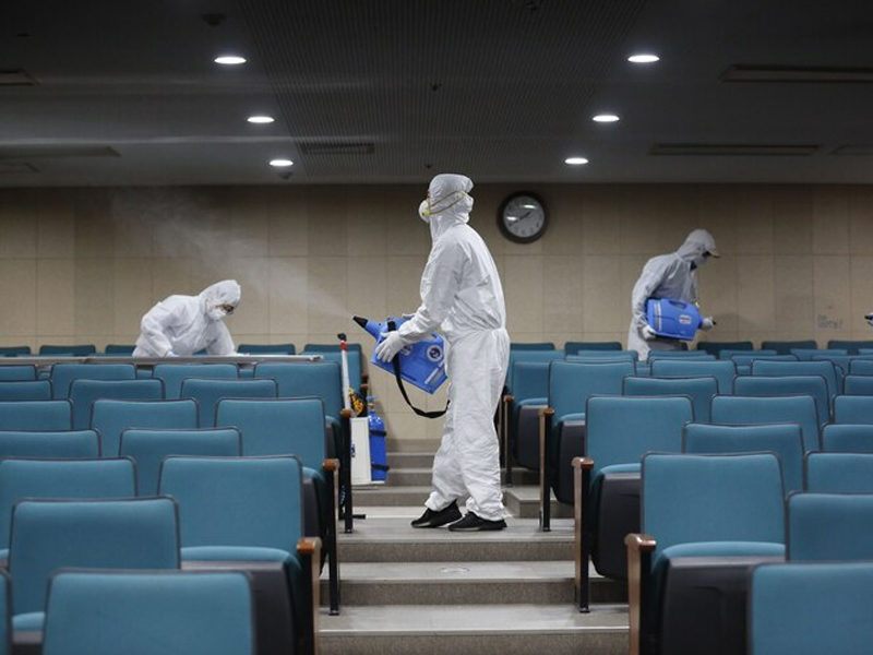South Korean Churches Cease Religious Gatherings Until Coronavirus Contained
