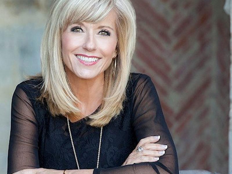 Beth Moore Reveals How She Overcame Childhood Trauma