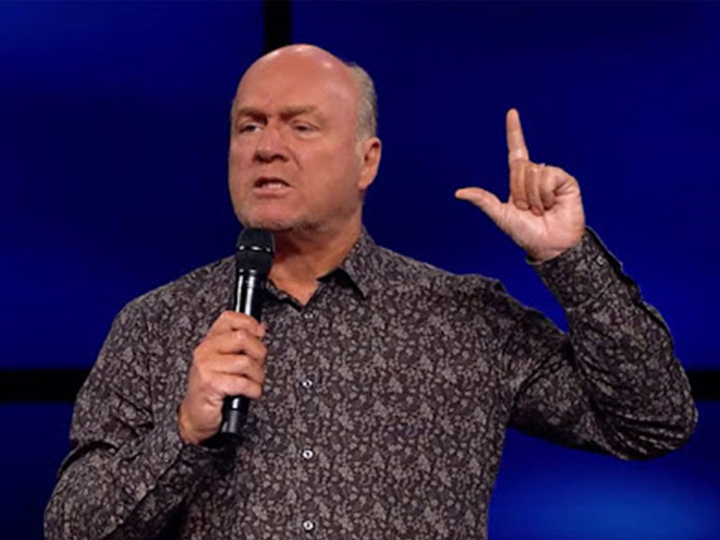 "Greg Laurie On COVID-19 Fear: ""We Can Respond With Faith"""