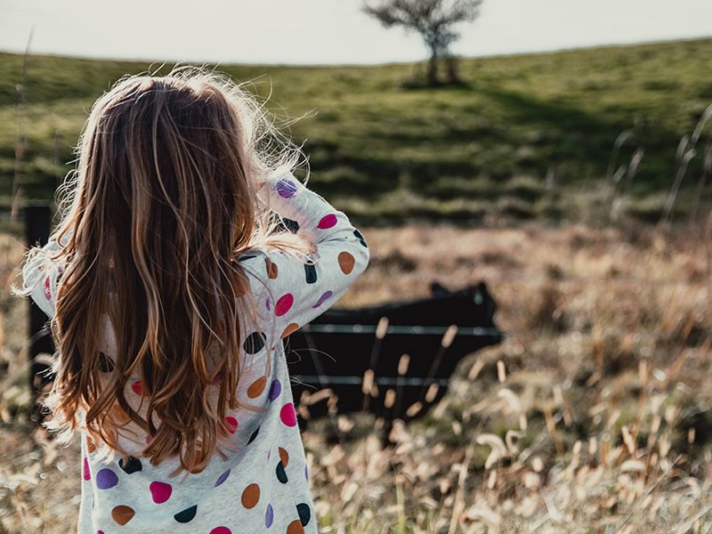 Little Girl Dreams About God Telling Her That The Coronavirus Will Soon Be Gone