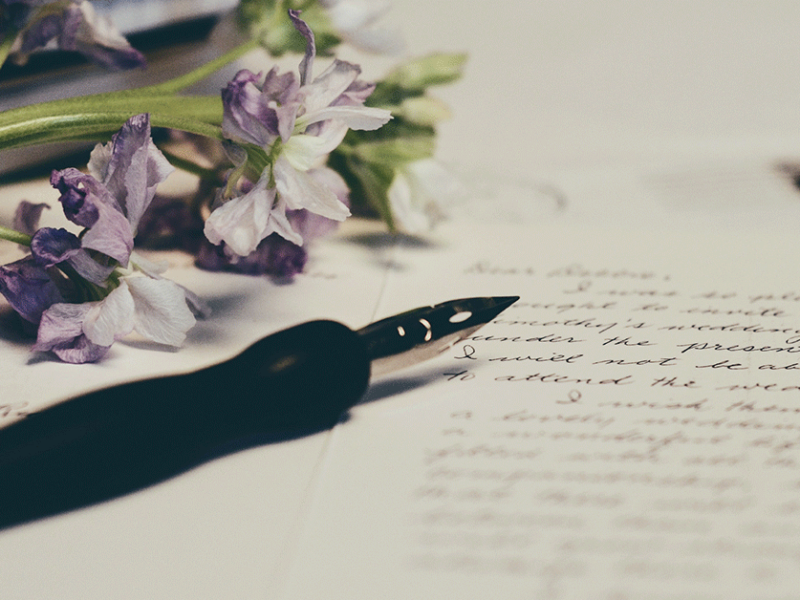 A letter I don't want to write…