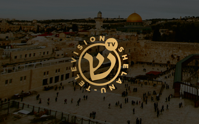 GOD TV Makes History In Israel With Shelanu TV!