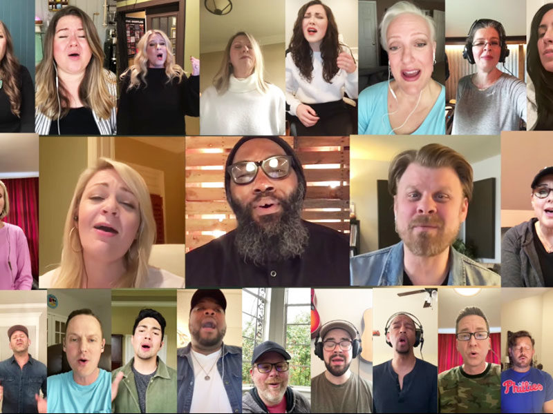 Christian Group's 'It Is Well' Virtual Choir Rendition Goes Viral With Over 2.5 Million Views