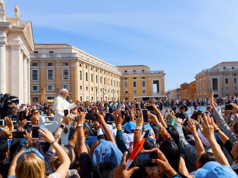 Christians, Regardless Of Denomination, Answer The Pope's Call To Pray Against COVID-19