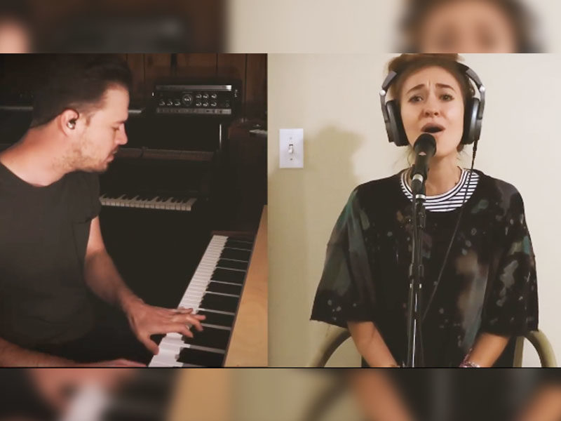 Lauren Daigle Dedicates Amazing 'Virtual Rendition' Of 'Your Wings' For Healthcare Workers