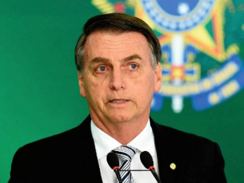 President Of Brazil Calls For 'National Day Of Prayer And Fasting' Amid Coronavirus Pandemic
