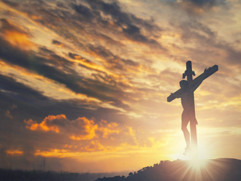 It's Our Choice To Believe The Cross And The Resurrection