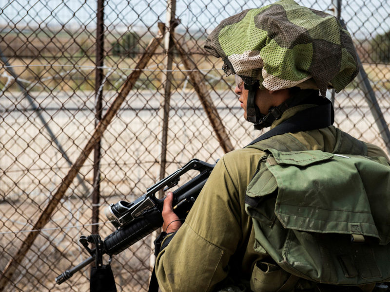 270 Lone Soldiers Join IDF