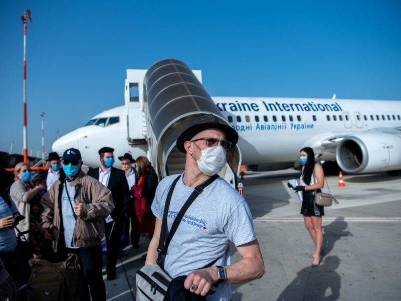 20% Increase in Demand for Aliyah to Israel Following COVID-19 Pandemic