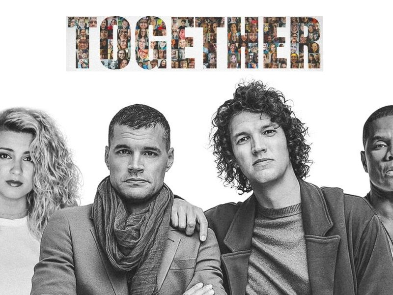 For King & Country Debut New Song With Kirk Franklin And Tori Kelly On GMA
