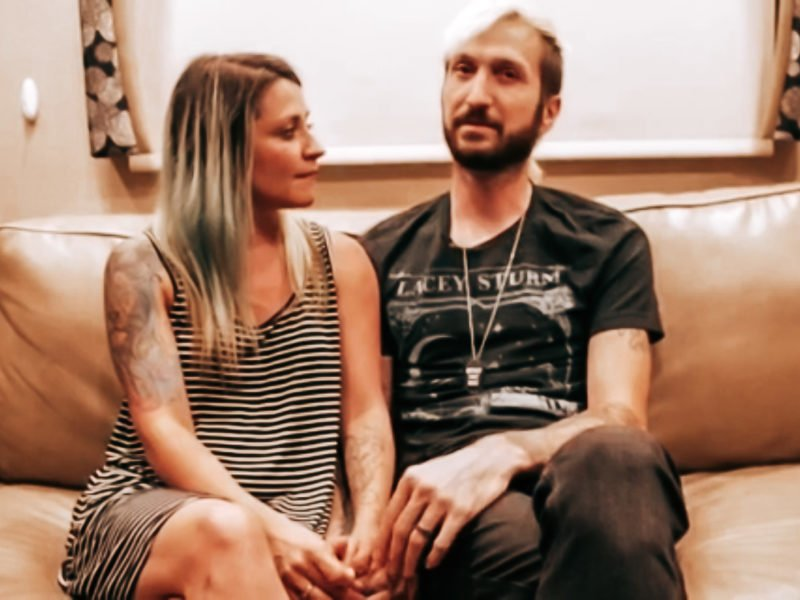 Lacey and Josh Sturm Talk About Overcoming Fear