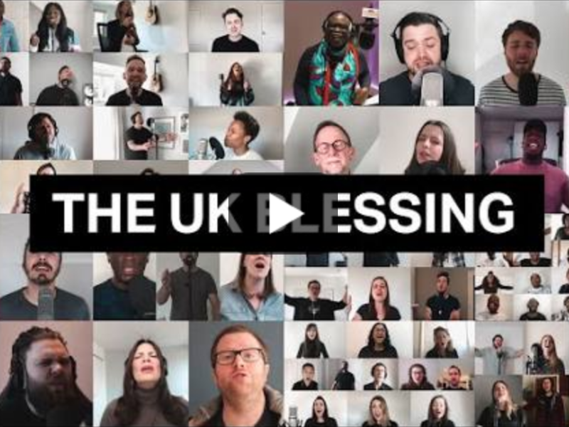 UK Blessing Releases The Fragrance Of Jesus Over The Nation