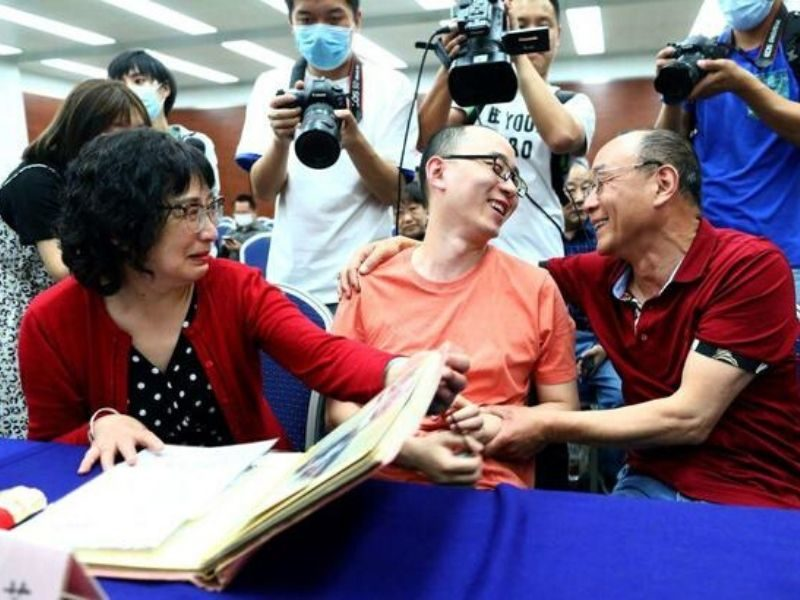 Abducted While He Was Still A Toddler, Man Finally Reunites With Parents After 32 Years