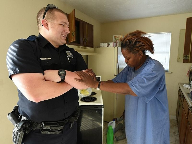 Alabama Police Officer Gave Groceries To A Stealing Mother Instead Of Arresting Her