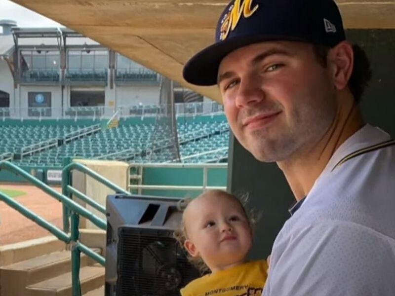 Baseball Player Blake Bivens Keeps Faith Following Family's Tragic News