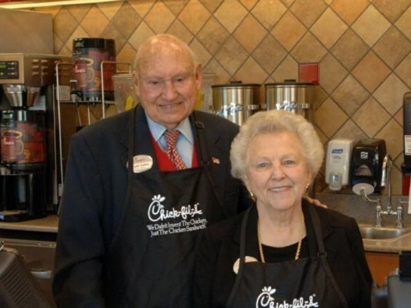 Daughter Of Chick-Fil-A Founder Shares How Mother's Quiet Strength Drove Company's Success