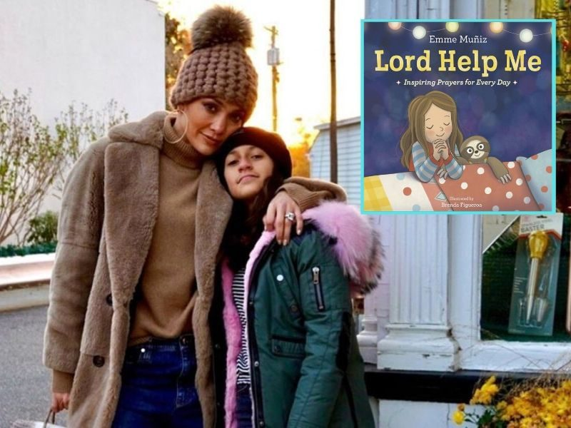 Jennifer Lopez's 12-Year-Old Daughter To Release A Prayer Book For Children