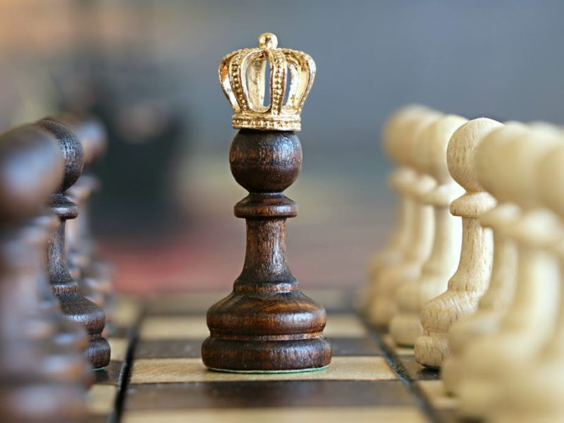 Life: A Game Of Chess?