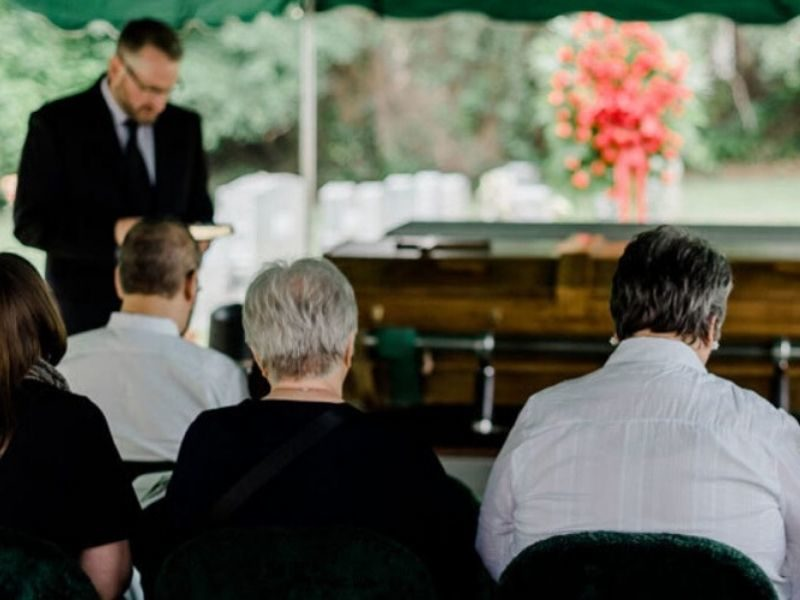 Ravi Zacharias Laid To Rest In Casket Built By Prisoners He Ministered