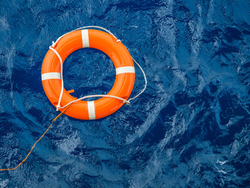 We Are A City On A Hill: Rescuing Those Who Are Drowning