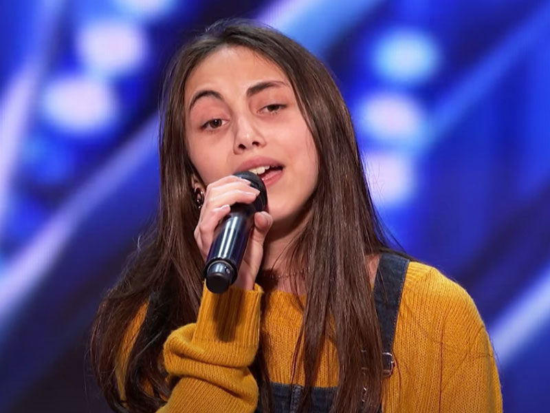 Simon Cowell Rejects 12-Year-old Twice Until She Comes Back With An 'Original Song'
