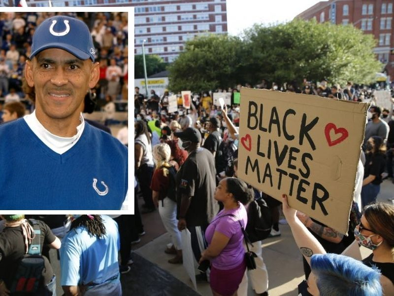 Tony Dungy Urges Christians To Demonstrate The Qualities Of Jesus To Fight For Racial Equity