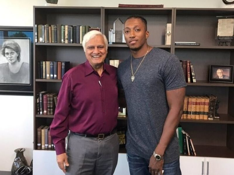 Lecrae Pays Tribute To Ravi Zacharias By Closing Memorial Service With Rap Song 'Tell The World'