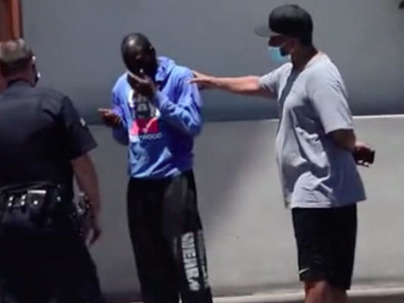 Christian Actor Denzel Washington Helps A Homeless Man In Danger
