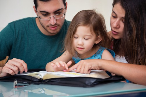 God's Word For You Today: Family Relationships Are Important To God