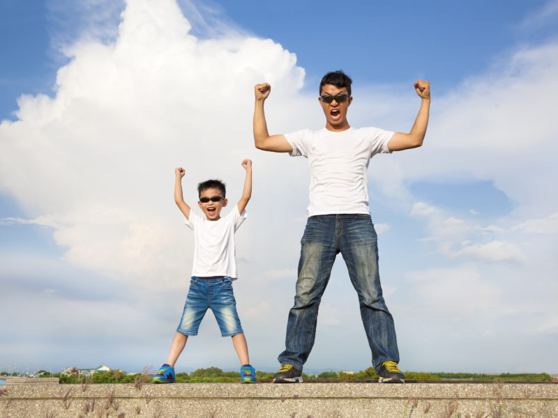 Advice on How to Raise Emotionally Resilient Sons