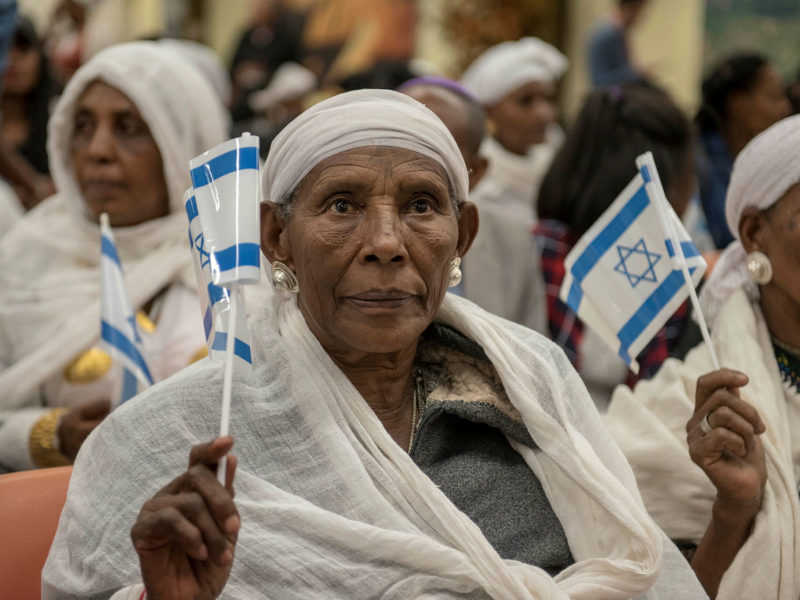 Israel Sends Humanitarian Aid to the Beta Yisrael Community in Ethiopia