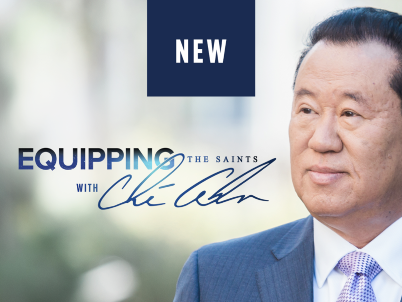 Equipping The Saints With Ché Ahn Premieres Next Week!
