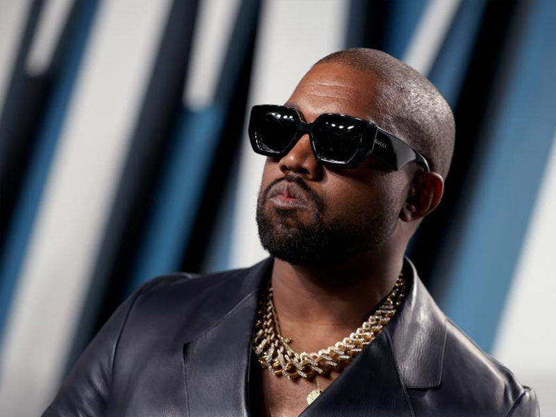 Kanye West Releases New Song 'Wash Us In The Blood' That Pleads For 'Holy Spirit To Come Down'