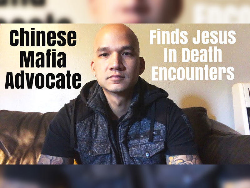 Gangster Of A Chinese Mafia Finds Jesus In Death Encounters