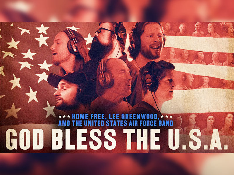 'God Bless the U.S.A.' Featuring Singing Sergeants Brought Millions To Tears