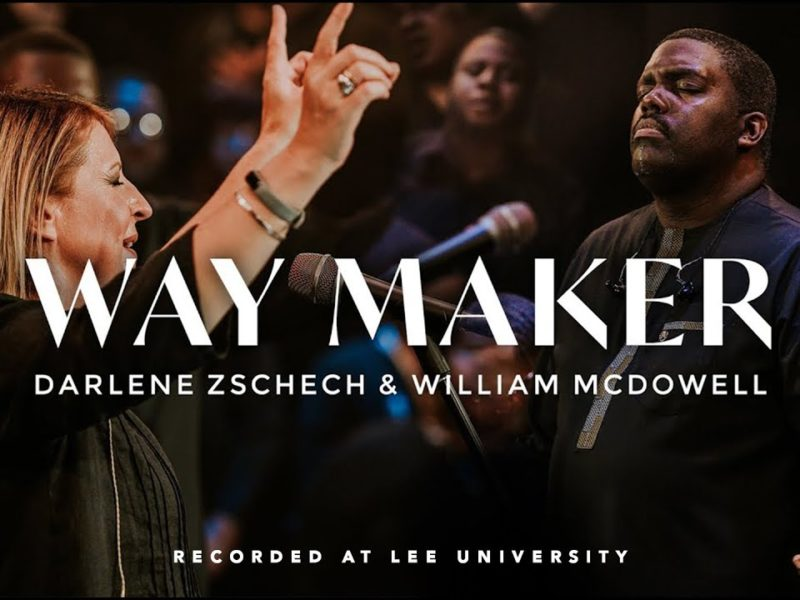 "Darlene Zschech Shares How to ""Grab Hold"" of Who God is with Way Maker"