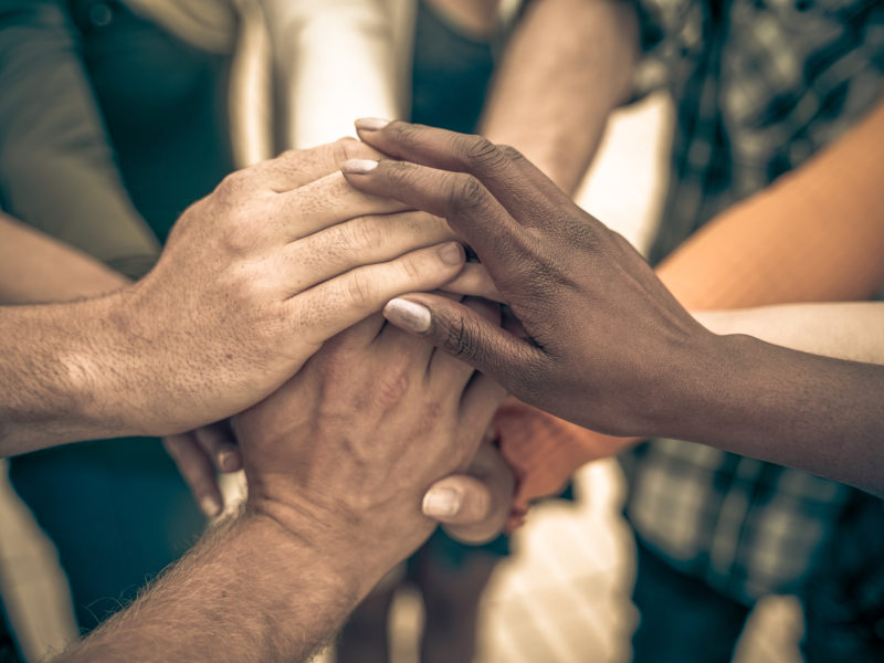 One In The Spirit, One In The Lord – Unite Together