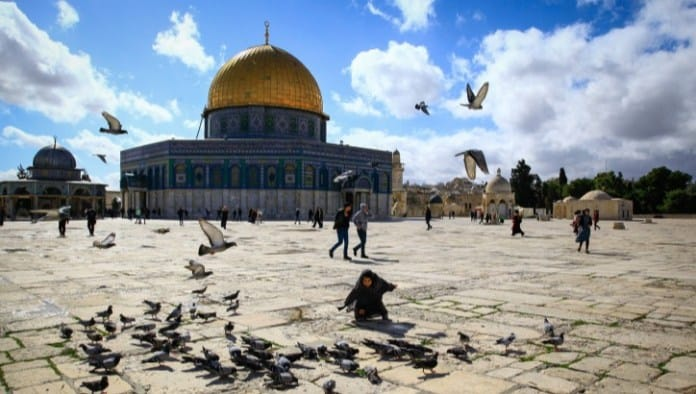 Mystery: New Pit Discovered On Temple Mount