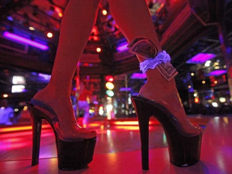 Pastor's Daughter Turned Stripper Finds Salvation After The Holy Spirit Talked To Her While Dancing