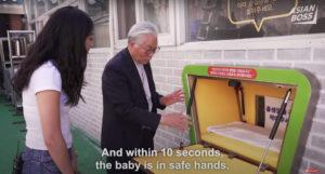 Babybox Hatch System