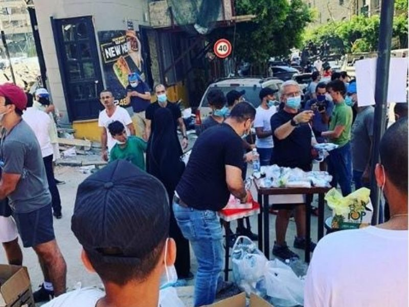 A Christian Church Volunteered To Clean Hospitals Damaged By Beirut Explosion
