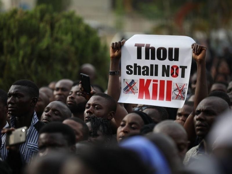 Artists Join In Campaign To End Killings And Persecution In Nigeria