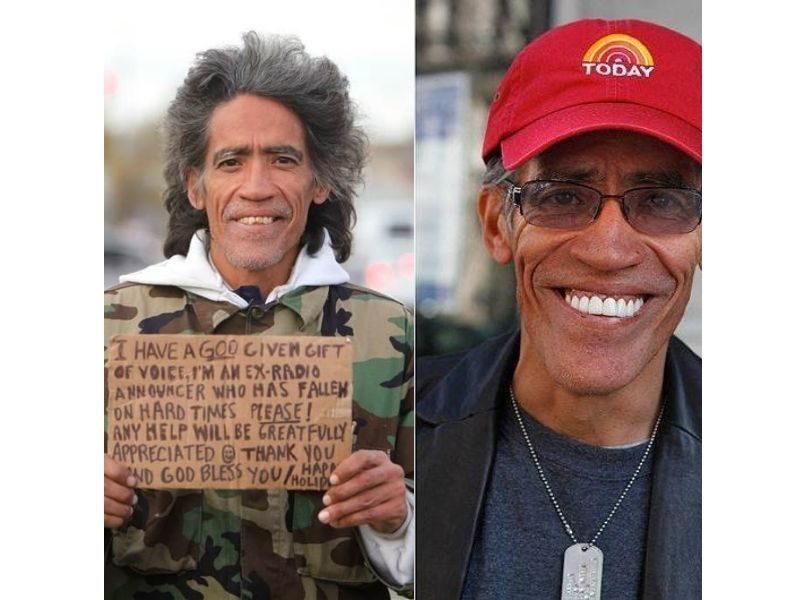 Homeless Man With 'Golden Voice' Finds Job After Video Goes Viral; Credits God For Success