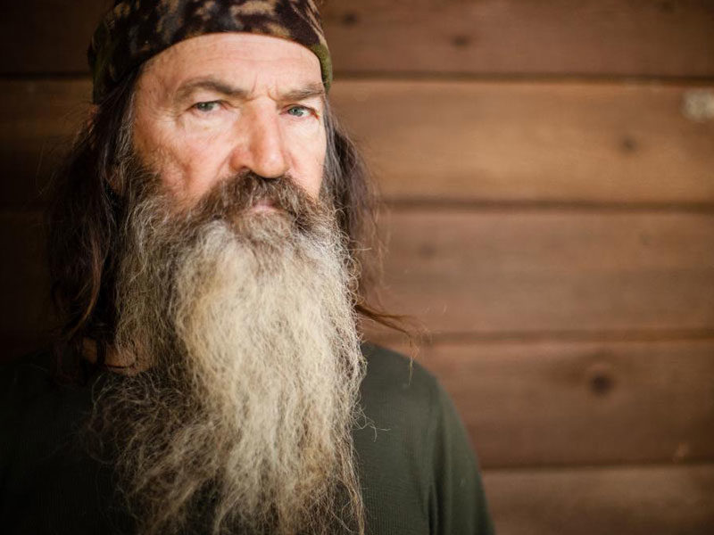 Phil Robertson Shares About Preaching The Gospel To President Donald Trump