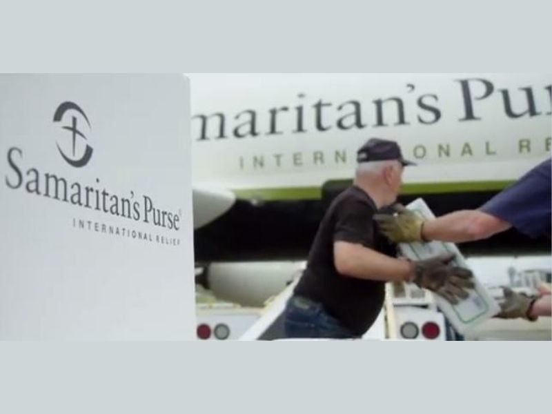 Samaritan's Purse Gives Aid To Lebanon After Catastrophic Explosion