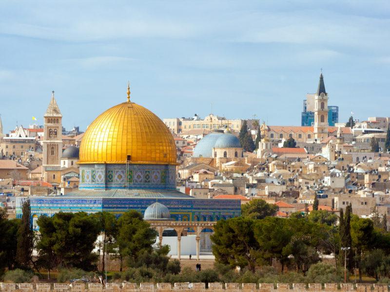 Mufti Of Jerusalem: Visiting Al-Aqsa Mosque Through Israel-UAE Agreement 'Forbidden'